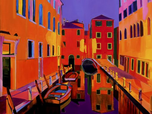 Venise la nuit