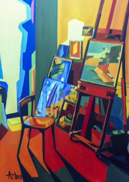 ADAM-Atelier de l'artiste