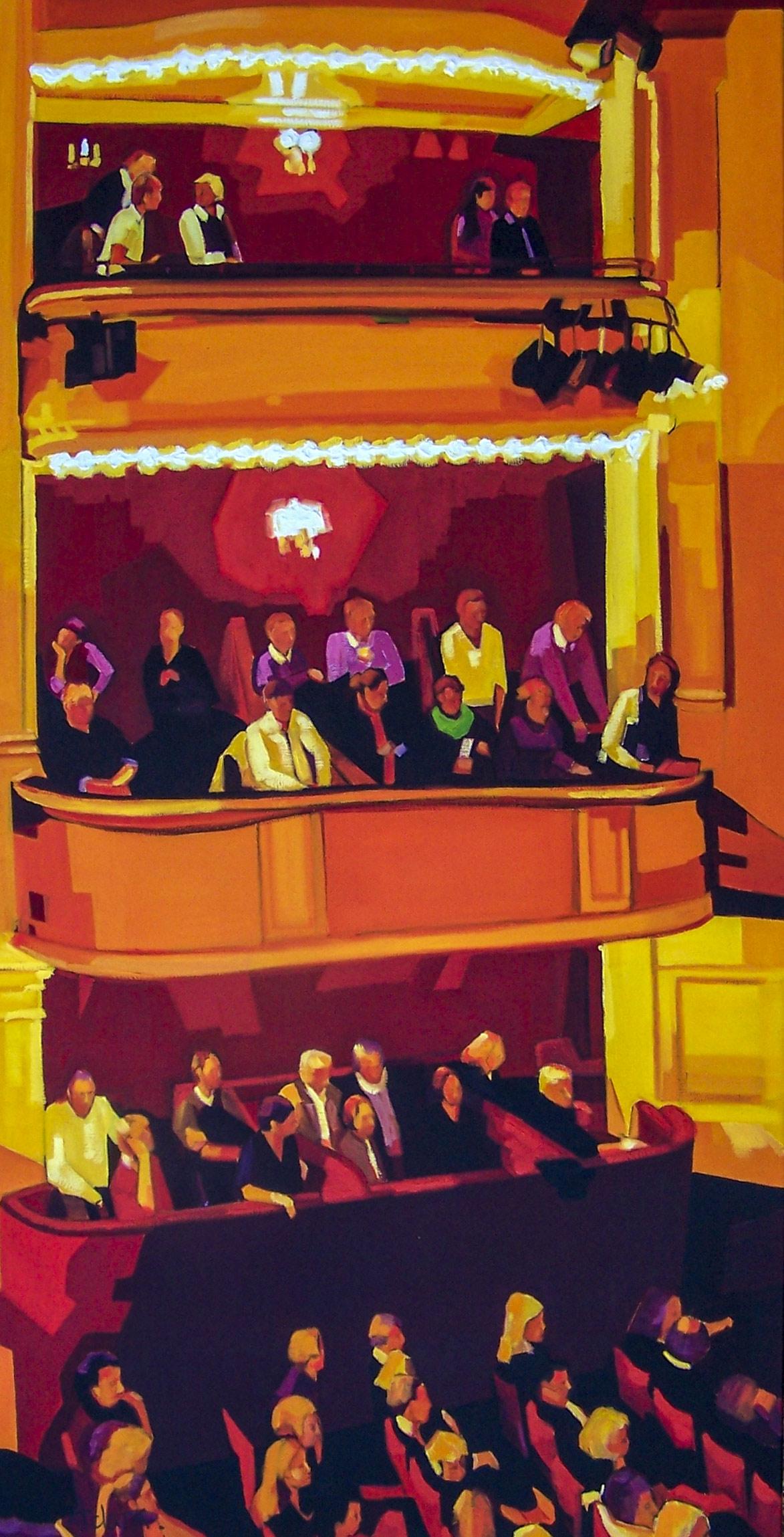 Le théâtre au balcon