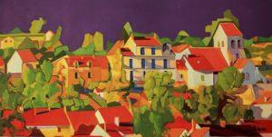 Vue de Crouttes-sur-Marne
