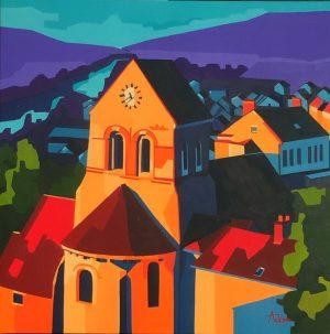 Eglise de Crouttes sur Marne