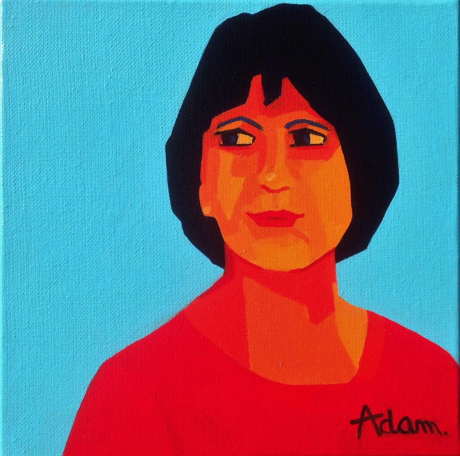 brigitte-adam-femme-à-la-robe-rouge